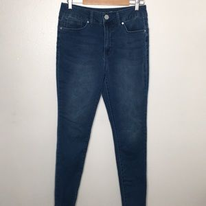 Seven7 High Rise Skinny Jeans Sz10